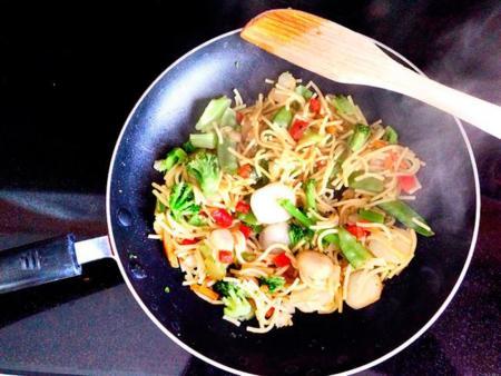 Cocinar Verduras Congeladas