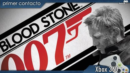 'James Bond 007: Blood Stone'. Primer contacto