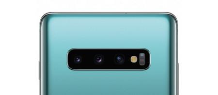 Samsung Galaxy S10 Plus Camara