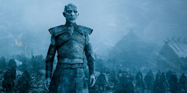 Landscape Ustv Game Of Thrones Whitewalkers