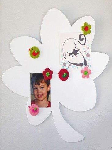 Panel para decorar la habitación infantil