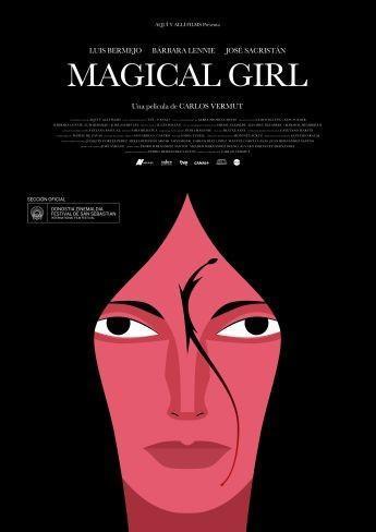 'Magical Girl' de Carlos Vermut, cartel y tráiler