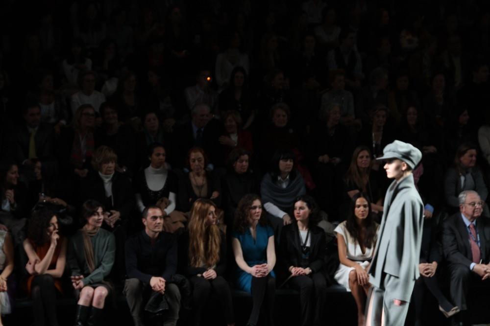Foto de Jesús del Pozo en la Cibeles Fashion Week Otoño-Invierno 2011/2012 (43/71)