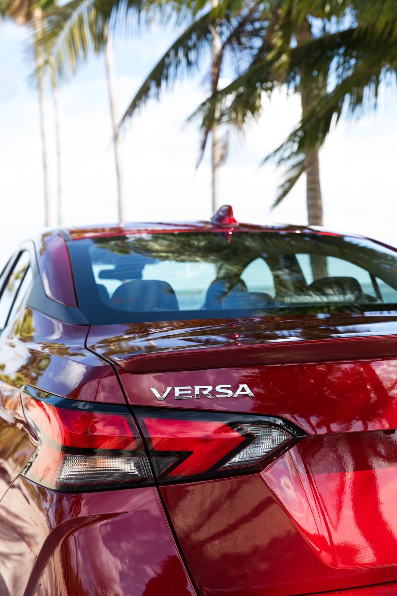 Foto de Nissan Versa 2020 (11/37)