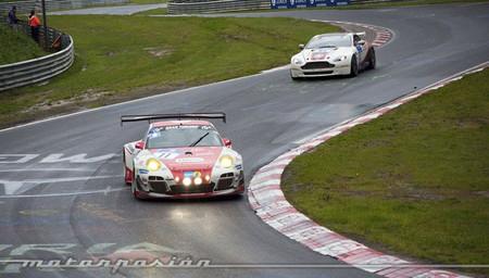 Las 24 horas de Nürburgring vividas desde dentro