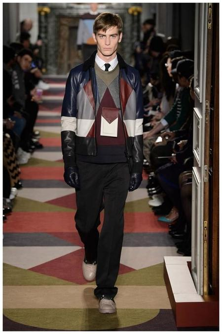 Valentino Men Fall Winter 2015 Menswear Collection 013