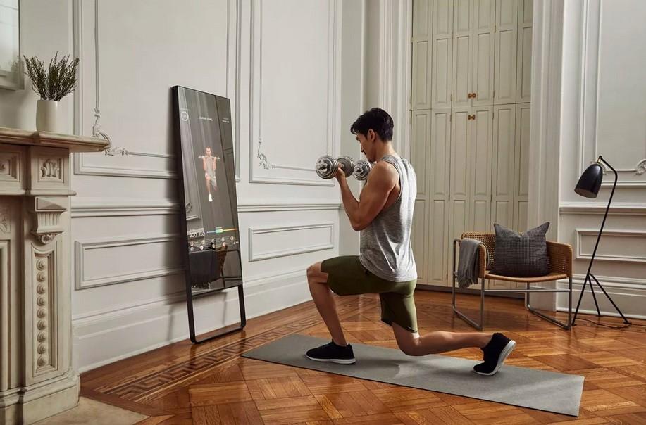 Mirror quiere acercarte el entrenador personal a casa y dejar obsoletos los gimnasios con su One-on-One Personal Training