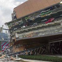 El colapso de Plaza Artz en Ciudad de México sí fue por un error de cálculo estructural, señalan tres estudios diferentes