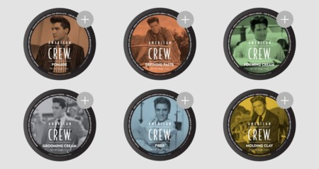 American Crew Elvis Presley Haircare Products