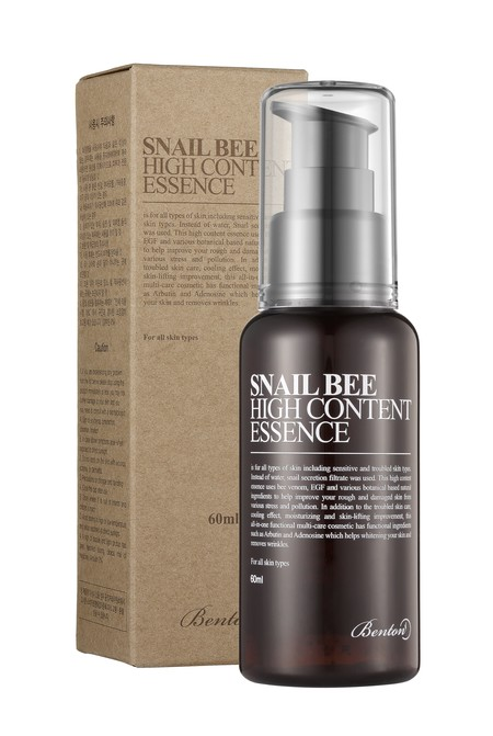 Snail Bee High Content Essence Box