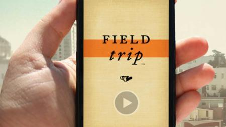 Google Field Trip 2.0 llega con Material Design