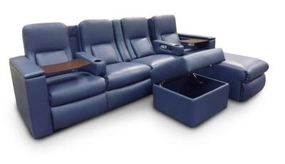 ¿Buscando asientos para tu home cinema? Échale un vistazo a los modelos de Fortress Seating