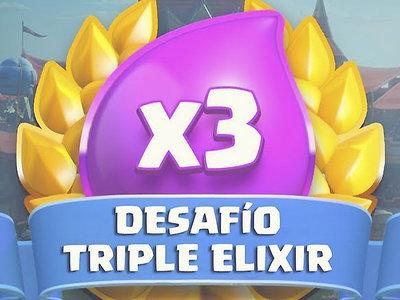 Clash Royale, guía de cartas: los mejores mazos para el Desafío de Triple Elixir
