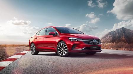 El Buick Verano 2020 estrena rostro: un Astra Sedán exclusivo para China
