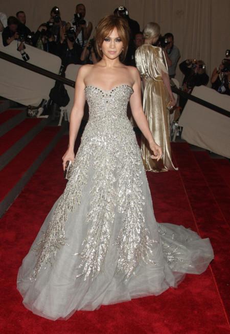 Jennifer Lopez look met