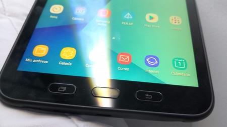 Samsung Galaxy Tab Active 2 Diseno