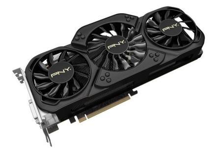 PNY lanza su segunda GeForce GTX 780 Ti, ahora con Overclock de fábrica