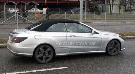 Retrasos en Mercedes-Benz: el Clase E Estate y Clase E Convertible se posponen