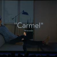 Oculus anuncia Carmel, un navegador web en realidad virtual