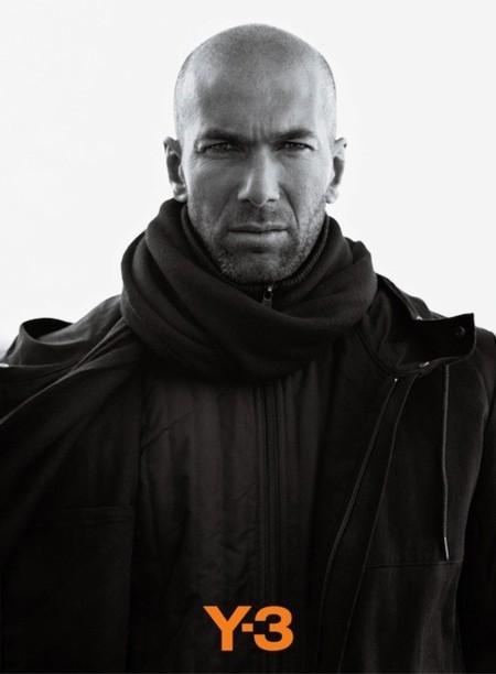 Zidane para Y3