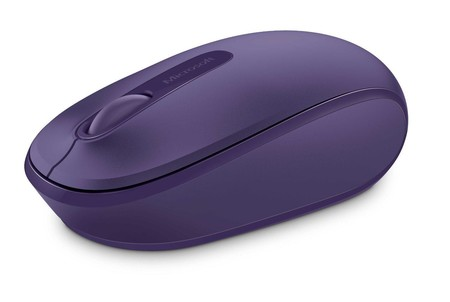 Ratón inalámbrico Microsoft Wireless Mobile Mouse 1850 por 13,99 euros
