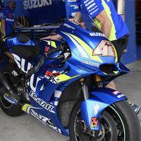 """Davide Brivio: """"Suzuki ha hecho muy buen trabajo con el nuevo carenado, funciona"""""""
