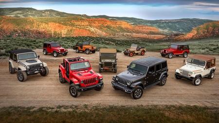 El Jeep Wrangler se vende tanto como el Toyota Camry en Estados Unidos