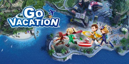 Go Vacation llegará a Nintendo Switch a finales de julio