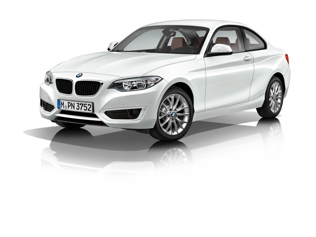 Foto de BMW Serie 2 Coupé (40/55)