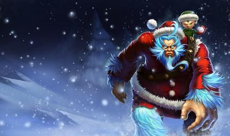 Riot lanzará un parche extra para ajustar el League of Legends durante el periodo navideño