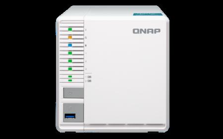 QNAP TS-351, un NAS multimedia de tres bahías para montarte tu servidor de vídeos en casa