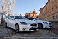Lexus GS 300h, toma de contacto