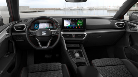 Gama nuevo SEAT León