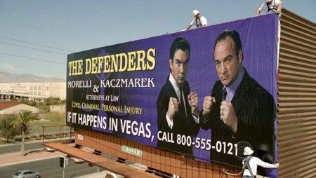 'The Defenders', entretenida serie de abogados
