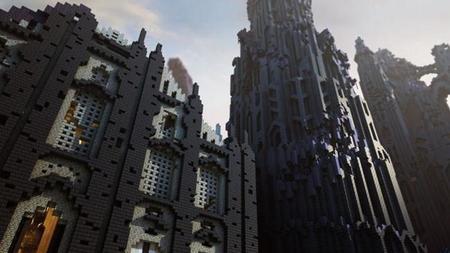Nuevo video muestra progreso del mundo de Game of Thrones dentro de Minecraft