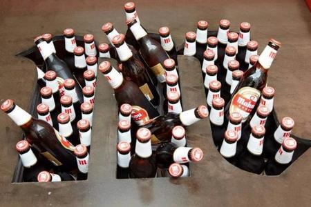 Métodos para enfriar una botella de cerveza en minutos: ¿sabe igual?