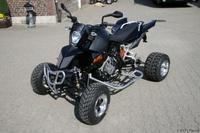 EATV Racing, un quad a partir de una KTM