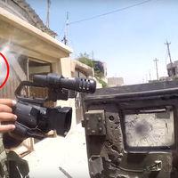 Vivo gracias una GoPro: cuando llevar una cámara atada al cuerpo te salva de la muerte en Irak