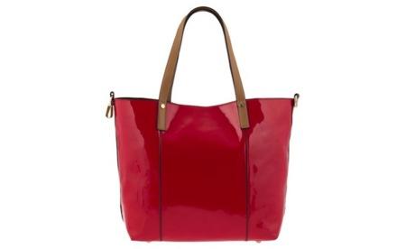 parfois bolso rojo
