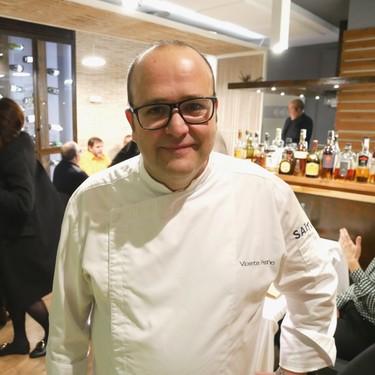 Saiti, la cocina con buen fondo de Vicente Patiño