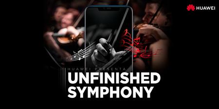 """Huawei traerá a México la 'Unfinished Symphony', la primera sinfonía """"creada con ayuda de una IA"""""""