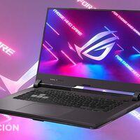Este portátil gaming es un auténtico chollazo: en los PC Days de PcComponentes, el ASUS ROG Strix G513IH HN008 cuesta 450 euros menos