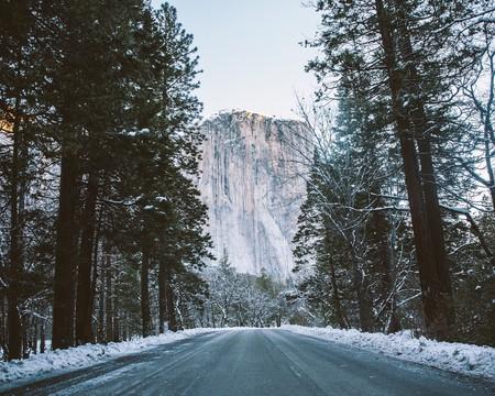 Fondo De Pantalla Montana Nevada 2