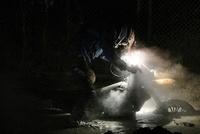 NovemberKåsan 2012, 14 horas de enduro brutal en la fría Suecia