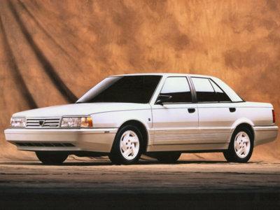 Eagle Premier, o como el Renault 25 permitió a Chrysler entrar en la modernidad