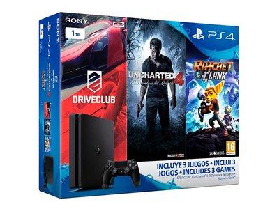 El mejor pack de PS4 incluye la consola y tres juegazos por sólo 329,90 euros en Amazon