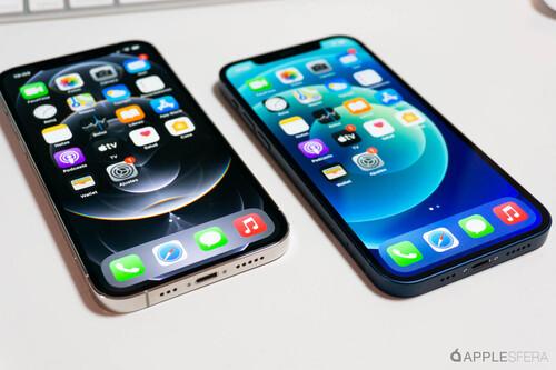 La batería del iPhone 12 Pro Max es un 7% más pequeña aunque mantiene la autonomía oficial