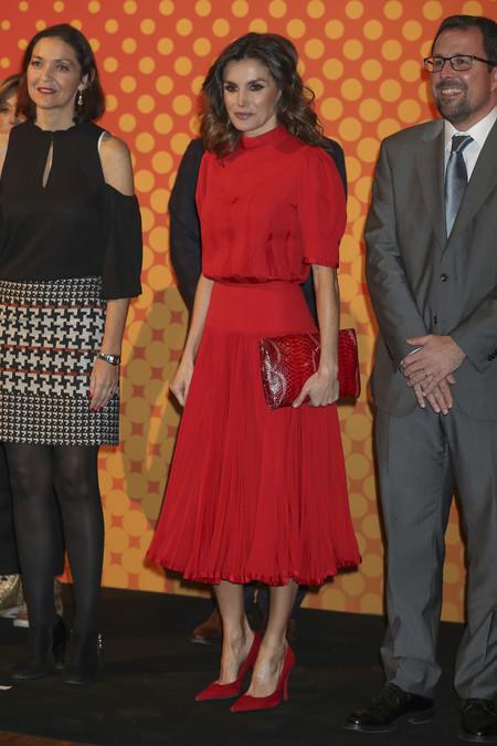 Reina Letizia Rojo 2