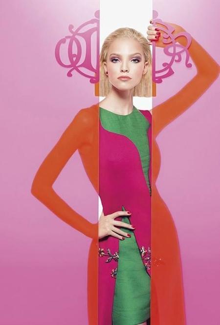 Rindámonos a todas y cada una de las piezas del Reino de Color de la nueva colección de Dior