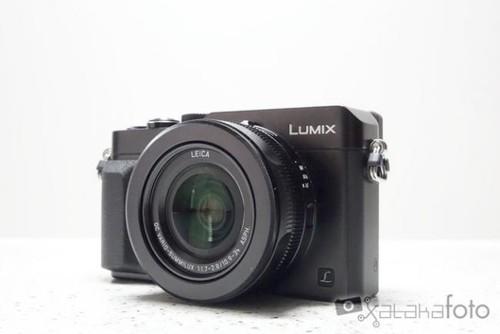 Panasonic Lumix LX100, análisis